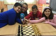 Sortim a l'escola - Els escacs a matemàtiques