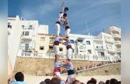 La Cala tornarà a ser plaça castellera diumenge amb la diada de Los Xics Caleros