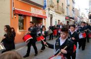 La música de bandes de cornetes i tambors protagonista de diumenge a La Cala