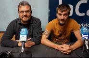 L'entrevista - Xavi Cosano i Xavier Cañagueral, Los Xics Caleros