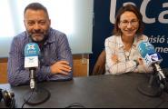 L'Entrevista - Miguel Sáinz de Aja i Meritxell Tebar, Institut Escola de Capacitació Nauticopesquera de Catalunya