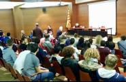 L'Escola de Capacitació Nauticopesquera és l'escenari del projecte Erasmus 'High Tide' destinat a la cooperació per la innovació i l'intercanvi de bones pràctiques