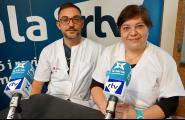 L'entrevista - Pili Roda i Daniel Sampedro, CAP de l'Ametlla de Mar