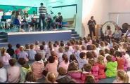 L'Escola de Música inicia una carregada setmana d'audicions dels conjunts instrumentals per celebrar Santa Cecília