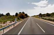 El radar situat a l'autopista AP-7 a l'Ametlla de Mar enxampa més de 24.000 vehicles superant els 120 km/h en un any