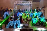 Els Colors del Yucatan guanyen el premi més gran del Carnestoltes