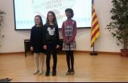 Una alumna de l'Escola participarà a les semifinals del Certamen de Lectura