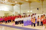 Les gimnastes caleres afronten la 3a fase del Campionat Territorial