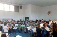 100 saxos participen en la 8a Trobada de Saxos Limnos