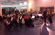 La Banda de la Cala participarà dissabte en un intercanvi a la Vall d'Alba