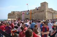 Sant Jordi a l'Ametlla de Mar