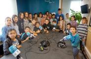 L'Escola viu el «Sant Jordi» amb la Setmana Cultural