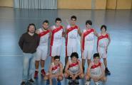 El bàsquet cadet de La Cala Campió de Lliga