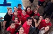Grans expectatives pels nostres nadadors i nadadores en el Territorial de Natació