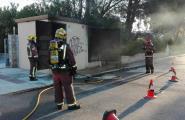 Un incendi en una estació elèctrica va deixar diumenge Calafat sense subministrament durant unes hores