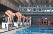 13 nadadors i nadadores buscaran el podi a la Final Provincial