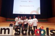 L'aplicació Emocionari creada per alumnes de l'Institut Candelera es una de les guanyadores dels premis App Rewards 2016
