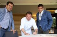 El Grup Balfegó fitxa Martín Berasategui per difondre la seva tonyina