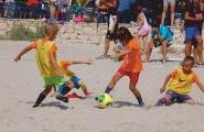 Pixavaques acull dissabte el Torneig de Futbol Platja Júnior