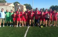 El primer equip de La Cala supera la primera setmana d'entrenaments amb la mirada posada al primer partit de pretemporada