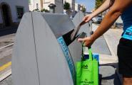 L'Ametlla recicla selectivament prop de 4.000 tones d'escombraries el 2015