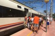 El Govern descarta nous ajustos horaris a la xarxa ferroviària i retreu a Adif i Renfe falta de «credibilitat» a l'R16