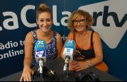 L'entrevista - Cristina Montull i Montse Buxalleu, directora i coordinadora de la Llar d'Infants Xerniola