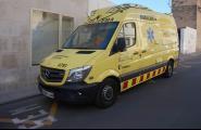 L'Ajuntament de l'Ametlla de Mar reclama al Departament de Salut un reforç diürn d'ambulància del SEM