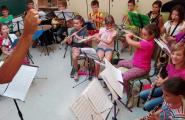 L'Escola de Música arrenca el curs amb més d'un centenar d'alumnes i amb iniciatives per incrementar-los