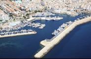 Ports de la Generalitat estudiarà atreure megaiots al port de l'Ametlla de Mar