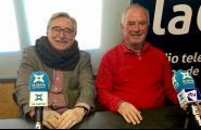 L'entrevista - Josep Tomàs Margalef i Joan Pere Brull, Grup Escènic de la SCER