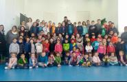 El Parc Infantil de Nadal tanca portes amb un èxit de participació