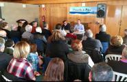 Enric Martí presenta 'La gran mentira' als Vermuts de CalaCultura
