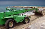 El govern espanyol invertirà 16,5 milions d'euros per recuperar platges afectades per temporals, entre les quals de l'Ametlla de Mar