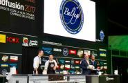 La tonyina roja Balfegó entra a les cuines de Madrid Fusión de la mà del xef calero Marc Miró