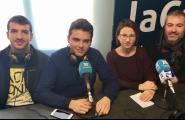 L'entrevista - Projecte Erasmus 'High tide'