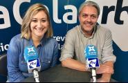 L'entrevista - Cristina Montull i Joan Manel Tello, preinscripcions a la Llar d'Infants Xerinola
