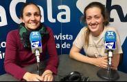 L'entrevista - Aurora Requena i Eli Bonfill, Let's Clean Up