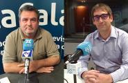L'entrevista - Vicenç Llaó i Francesc Subirats, regidors de Cultura de l'Ametlla de Mar i Palamós