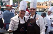 L'entrevista - Gessamí Caramés i Ariadna Martí, guanyadores concurs 'Jeunes Chefs'