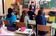 L'Escola Sant Jordi ja avaluarà per competències en el butlletí de notes de final de curs