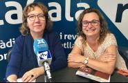 L'entrevista - Maria Marsal i Viqui Martí, regidoria de Formació i Treball