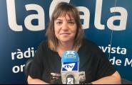 L'entrevista - Mireia Martínez, presidenta de l'AMPA de l'INS Candelera