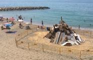 El foc tornarà a cremar a la platja de l'Alguer aquest Sant Joan