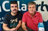 L'entrevista - Jordi Gaseni, Lluís Puig i Emilio Cabello, acte d'agermanament amb Palamós