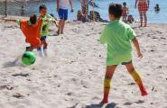 Torna el torneig de Futbol Platja Júnior a Pixavaques