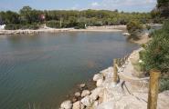 Gairebé finalitzades les obres de la recuperació del Port de l'Estany
