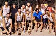 El Cambrils Team es proclama guanyador del 19è Torneig de Futbol Platja Sènior