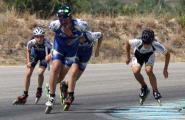 Cinc-cents patinadors participen en les 24 h Roller Tour de Calafat