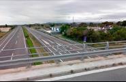 El Govern presenta als alcaldes la proposta per treure els camions de l'N-340 i bonificar el 100% dels desplaçaments interns dels veïns